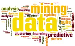 Word Cloud from KDnuggets page for Software Suites