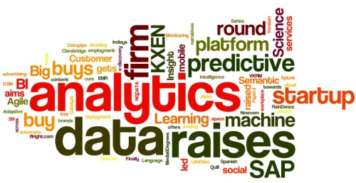 September 2013 Analytics, Big Data, Data Mining companies and startups #BigDataCo
