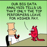 Dilbert on Big Data and Salaries