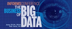 INFORMS The Business of Big Data 2014