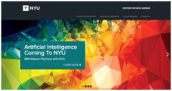 NYU Data Science Program